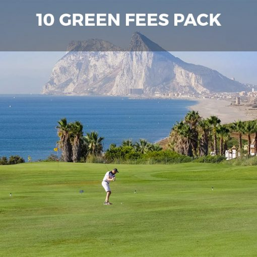 10 GREEN FEES PACK